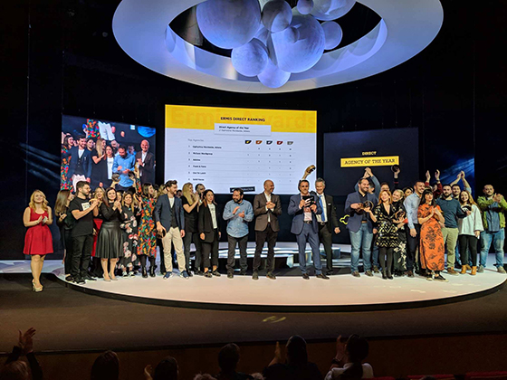 Ermis Awards 2018 - Digital & Direct Agency of the Year - OgilvyOne Worldwide Athens