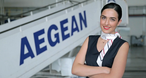 #AegeanAirlines
