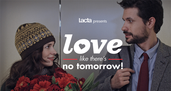 Vote for Love like there's no tomorrow at the Webby's